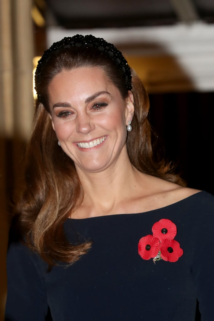Kate Middleton at the Festival of Remembrance 2019