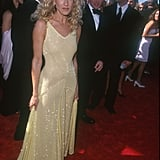 Sarah Jessica Parker's Blond Curls