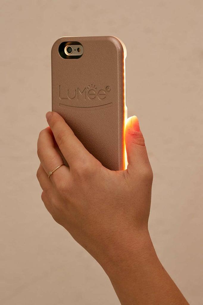 Lumee Pefect Selfie iPhone Case