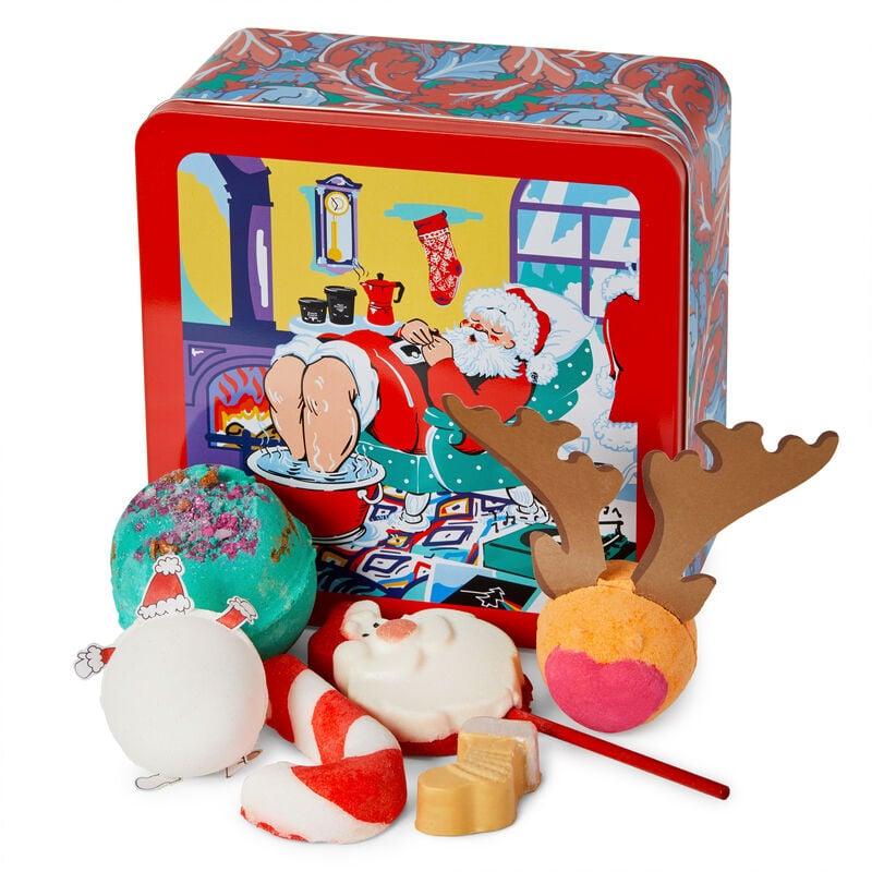 Lush Santa's Workshop