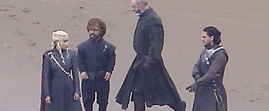 Jon Snow Unites With Tyrion and Daenerys Targaryen in Exciting Game of Thrones Set Photos!