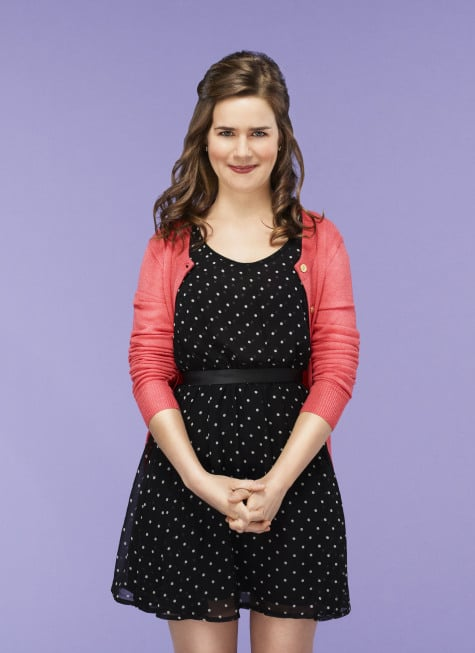 Zoe Jarman on The Mindy Project.