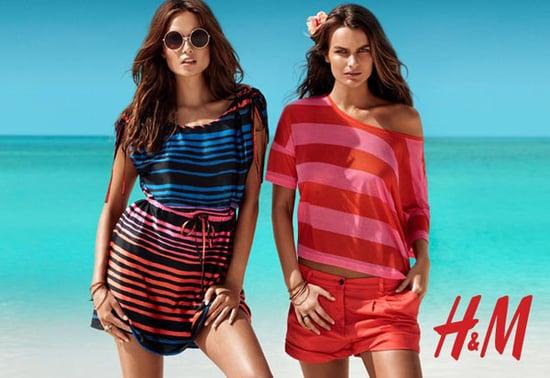 H&M's Endless Style Campaign starring Anna de Rijk, Edita Vilkeviciute, Filippa Hamilton, Frida Gustavsson and Natasha Poly,