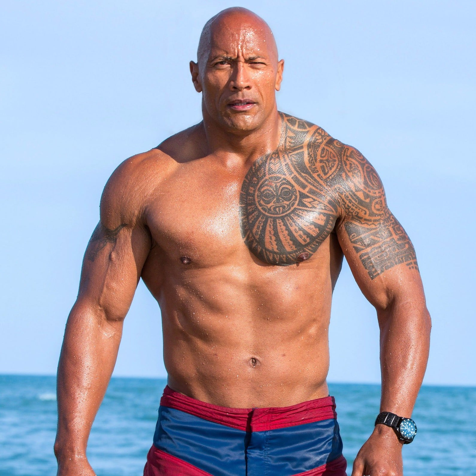dwayne johnson - photo #2