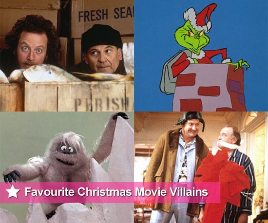 holiday and christmas movie villains including the grinch and home alones wet bandits - Home Alone Christmas Movie