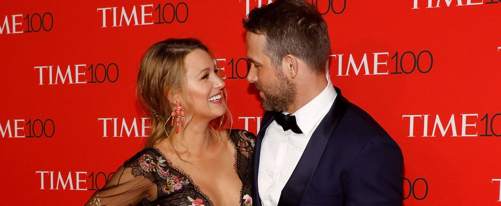 Blake Lively and Ryan Reynolds's Tweets About A Simple Favour