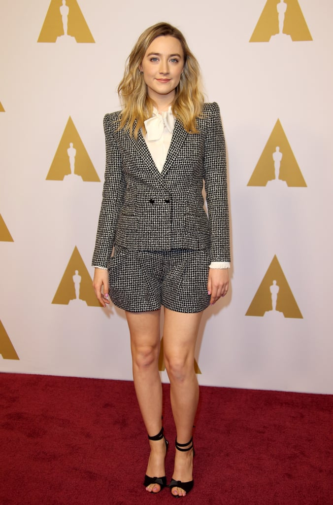 Photos Of Saoirse Ronan S Best Outfits Popsugar Fashion Uk