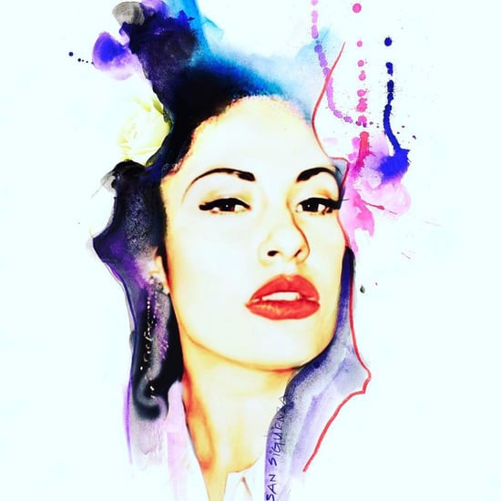 Selena Quintanilla Illustrations
