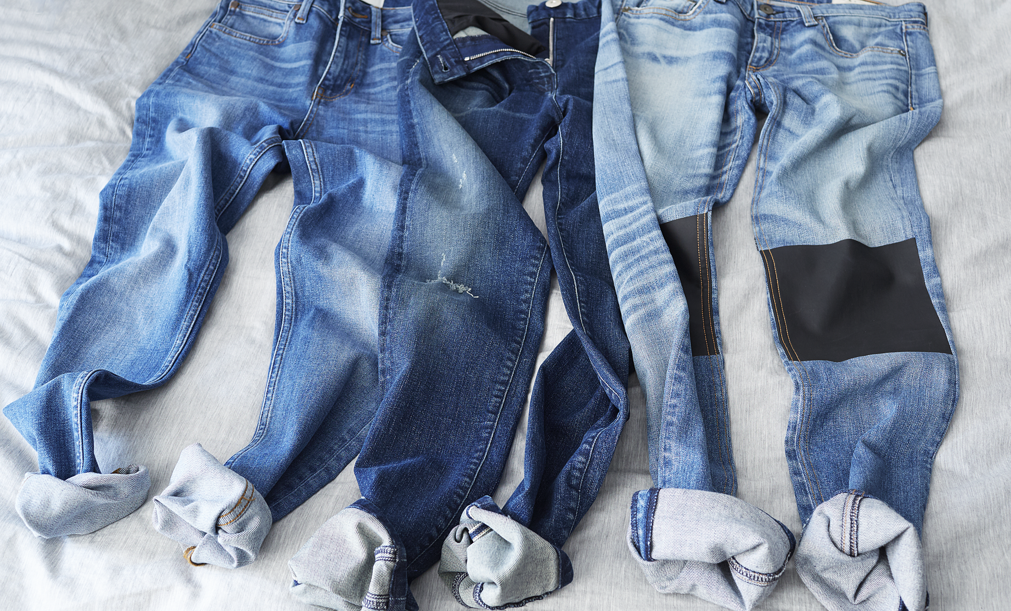 The Perfect-Fit Jean