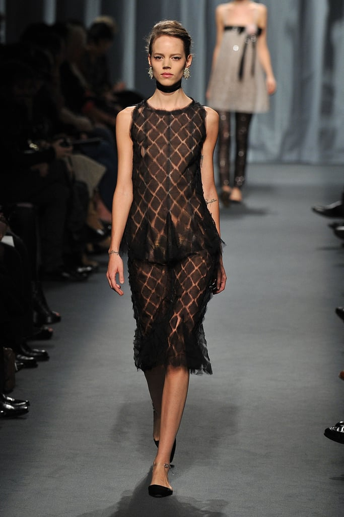 Photos of Chanel Spring 2011 Haute Couture Runway Collection