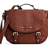 A+ Small Cognac Crossbody ($35)