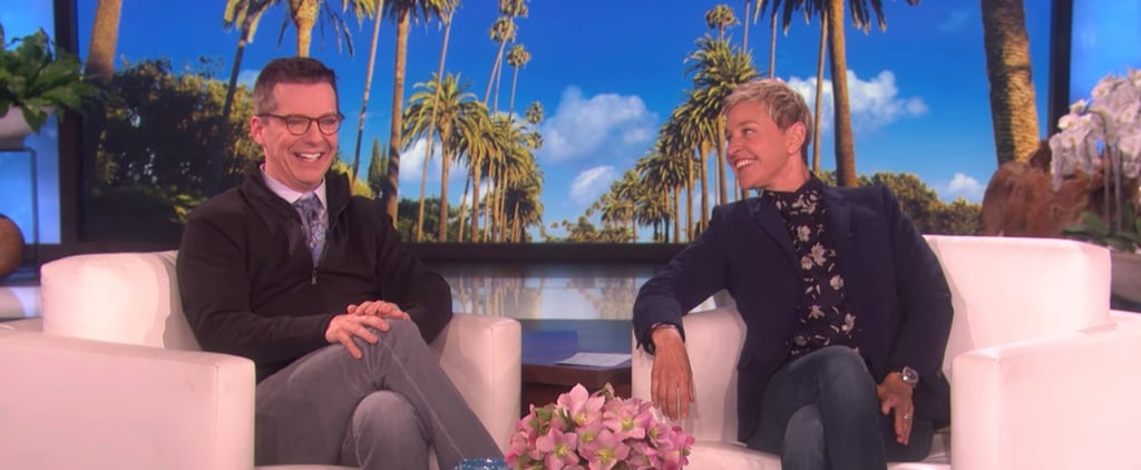 "Ellen and Sean Hayes Have a ""Battle of the Gays"" That Will Make You Laugh as Hard as They Do"