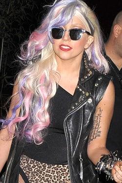 Lady Gaga's New Tattoo; Angelina's Winning Minimalist Look!