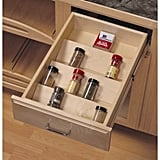 Home Storage and Organization Spice Rack