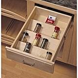 Home Storage and Organization Spice Rack