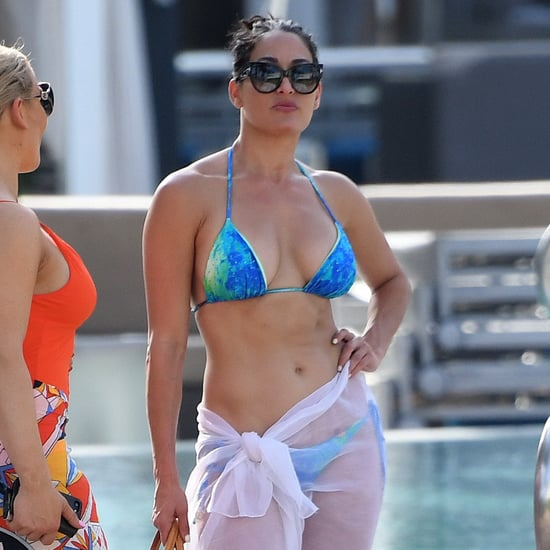 Nikki Bella Bikini Pictures in Miami May 2018