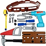 Pretend & Play Workbelt Tool Set
