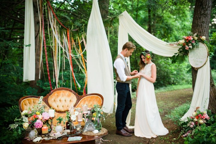 Unique Elopement Ideas
