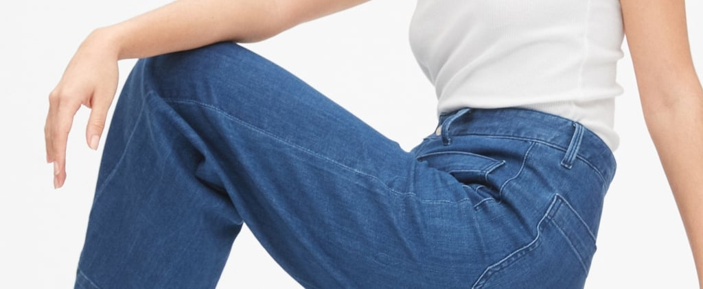 High-Waisted Sailor Jeans From Gap