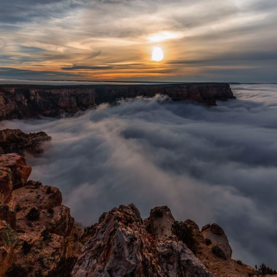 Time-Lapse Grand Canyon Video