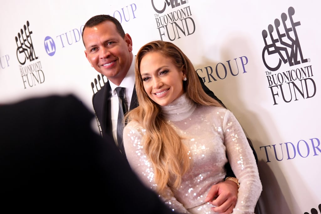 Shop For a Glitzy Turtleneck Like J Lo's Ahead!