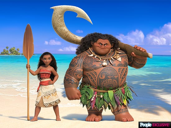 Disney Pulls Costume from Moana Movie After Complaints of Racism