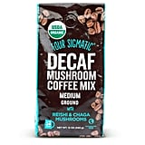 Four Sigmatic Organic Decaf Ground Mushroom Coffee With Reishi and Chaga