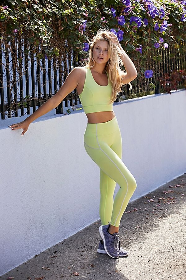 FP Movement High-Rise 7/8 You're A Peach Leggings