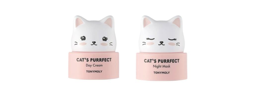 Tonymoly Cat's Purrfect Skincare Line