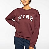 Wine Willow Sweatshirt