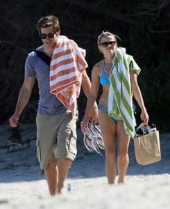 Life's A Beach: Towel Off