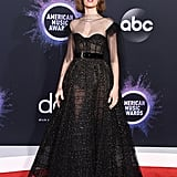 Maya Hawke at the 2019 American Music Awards
