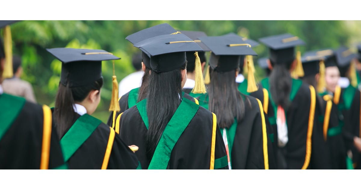 High School Graduation Day Dress Code Popsugar Moms