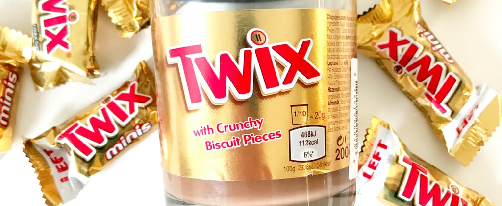 Twix Spread Is the Best Damn Thing I Have Tasted All Year