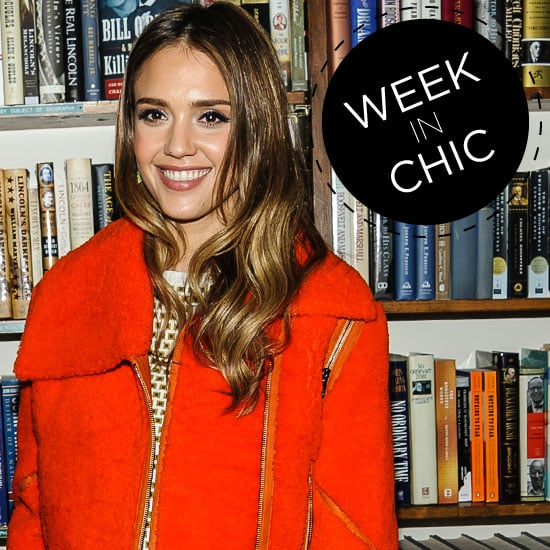Style Stalking Jessica Alba's Week in Chic: Day by Day!