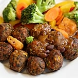 2nd Favorite: Vegetable Balls
