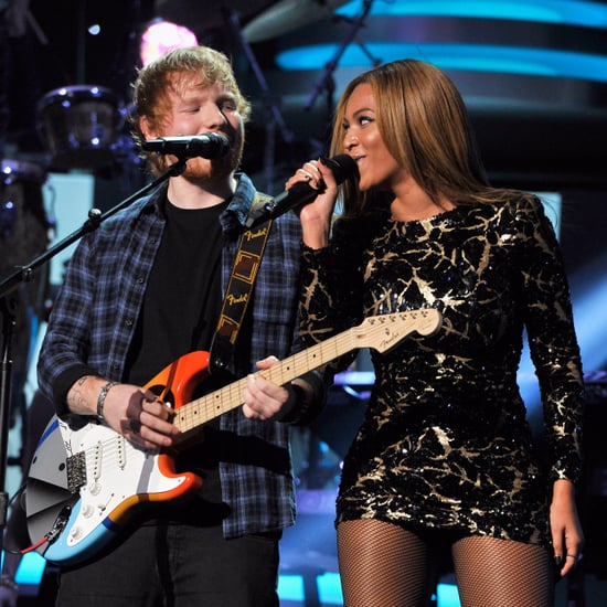 "Ed Sheeran ""Perfect"" Duet With Beyonce"