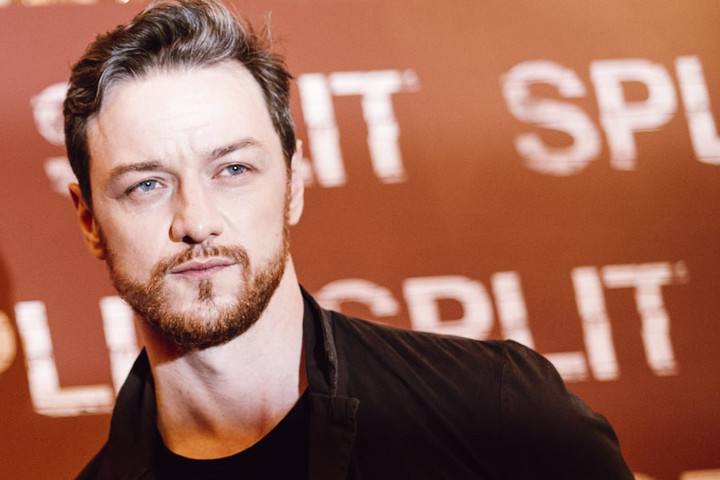 What is it about James McAvoy that makes him so hot? Is it his alluring smoulder and piercing blue eyes? His tantalising muscles? Or is it that Scottish accent and his happy-go-lucky personality? We'll go with all of the above. The 40-year-old actor has graced us with his presence on the big screen more times than my heart can handle — recently starring in Dark Phoenix and Glass — but I'm so incredibly grateful for it. I was a wee little lad when I first developed a crush on James. Yes, it was when he played the faun Mr. Tumnus in 2005's The Chronicles of Narnia: The Lion, the Witch and the Wardrobe. I knew it was probably weird to find a half-goat, half-human creature attractive, but 9-year-old me peeped early on that James was a looker (even with the goat ears and hooves). And now that he's starred in so many films and people are taking notice of how beautiful he is, I feel like my crush on a faun has finally been vindicated! Anyway, I could stare at pictures of James being cute for hours (in fact, I have!), and you should do the same.       Related:                                                                                                           The Hottest Shirtless Guys in Movies