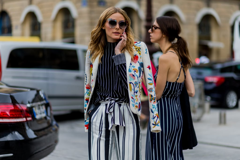 Olivia Palermo's Style at Paris Couture Week Fall 2016