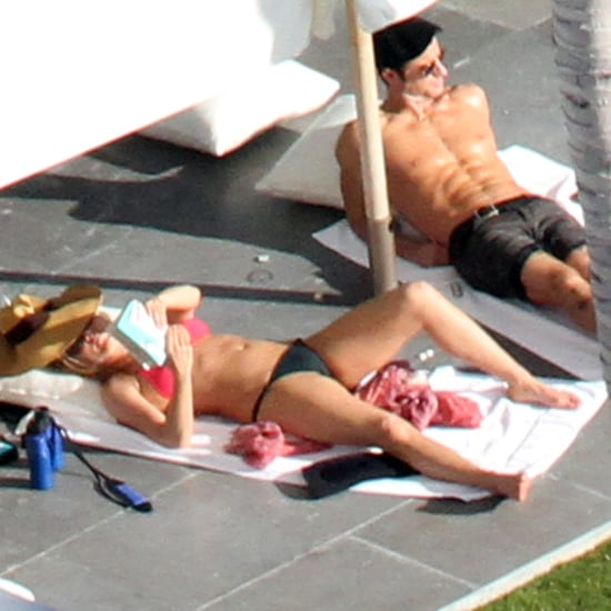 Jennifer Aniston Bikini Pictures in Cabo With Justin Theroux