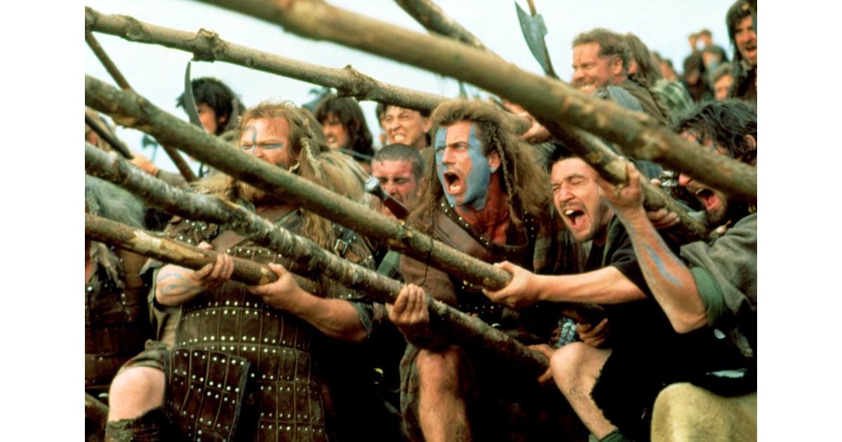 Braveheart 1995 6 Oscar Winners You Can Watch On Netflix Right Now Popsugar Entertainment Photo 6
