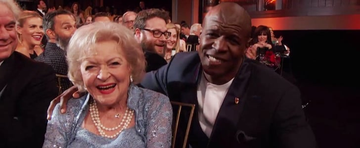 Terry Crews Sings the Golden Girls Theme Song