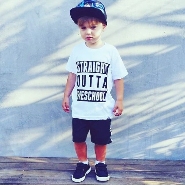 Straight Outta Preschool