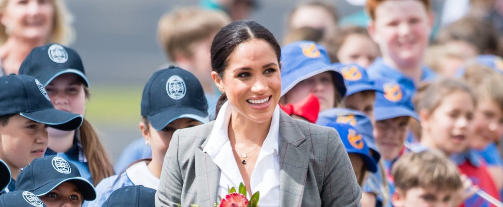 Meghan Markle Wearing Serena Williams Clothing Line