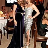 Jennifer Westfeldt and Amy Adams