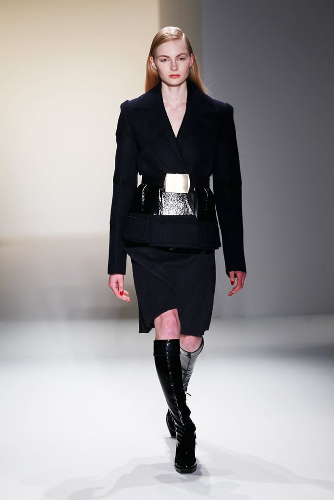 2013 Fall New York Fashion Week: Calvin Klein