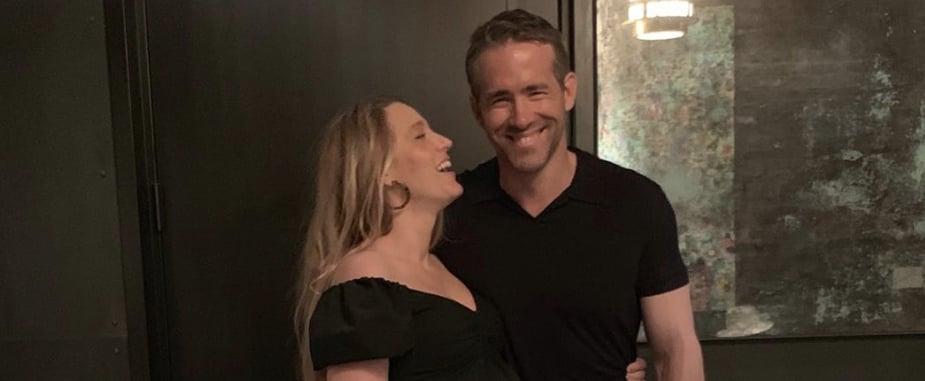 Ryan Reynolds Birthday Message For Blake Lively 2019
