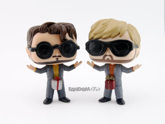 """D*ck in a Box"" Pop Figures"