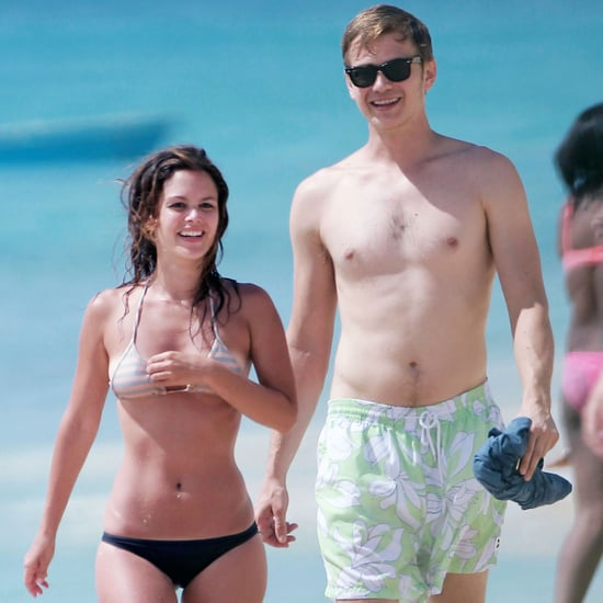Rachel Bilson and Hayden Christensen in Barbados | Bikini
