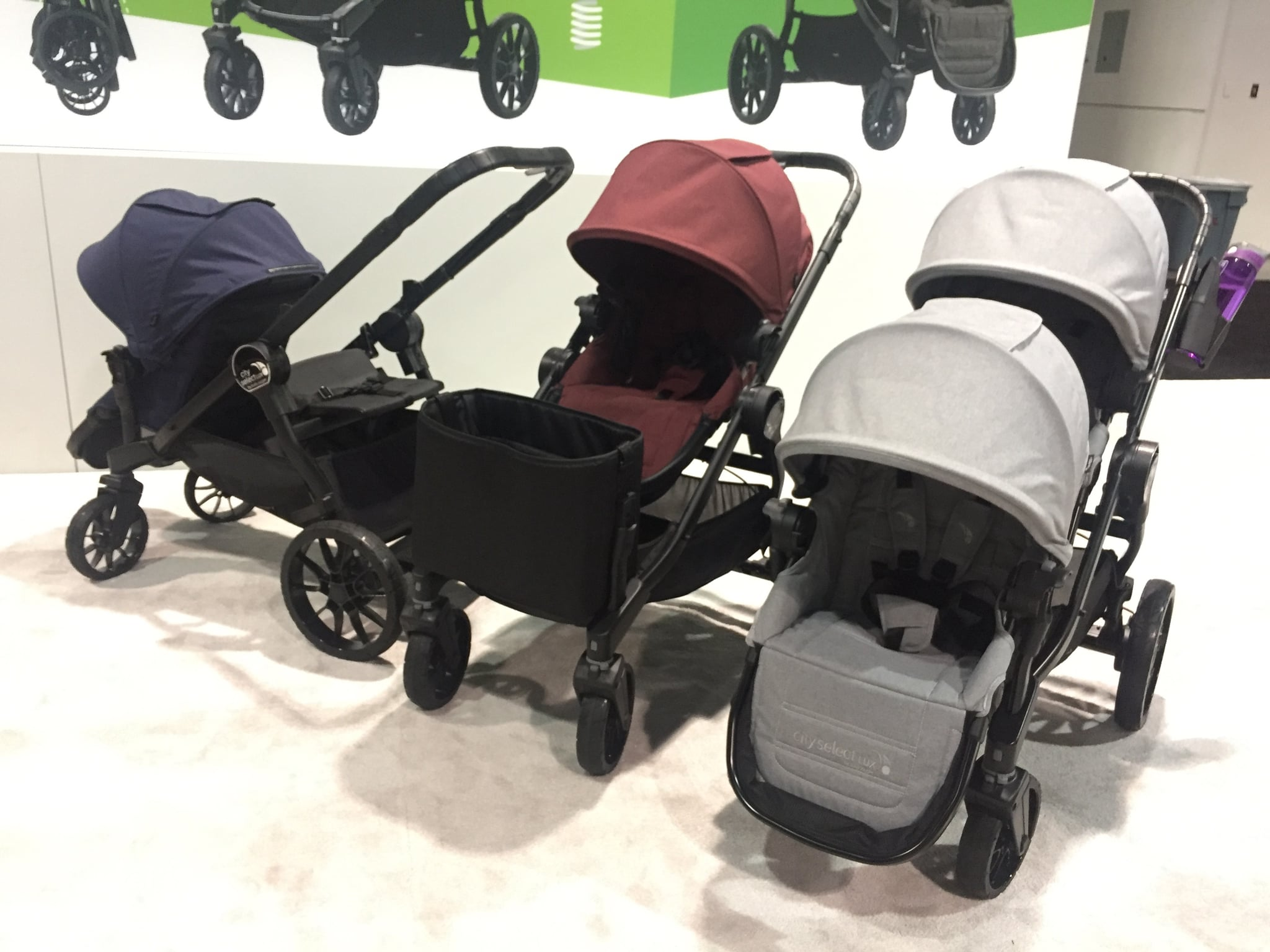 Baby Jogger City Select Lux 130 New Baby And Kid
